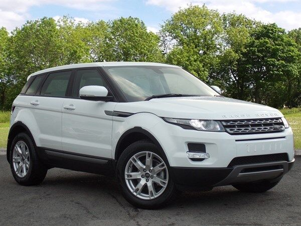 land rover range rover evoque sd4 pure white 2013 in castlereagh belfast gumtree. Black Bedroom Furniture Sets. Home Design Ideas