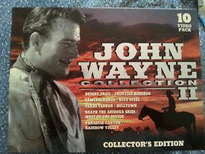 John Wayne Movies   VHS