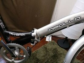 Bike Apollo Transition Folding