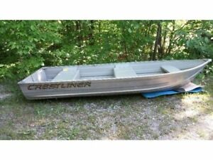 LOOKING FOR OLD ALUMINUM BOAT