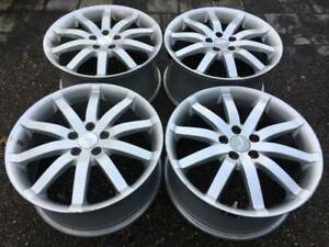 "Set of Genuine OEM Aston martin DB9 19"" rims wheels good shape"