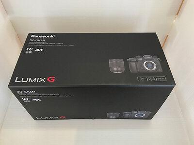 NEW PANASONIC LUMIX DC-GH5 + 12-60mm F3.5-5.6 ASPH H-FS12060 POWER OIS*Offer