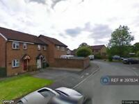 Studio flat in Pewsham, Chippenham, SN15