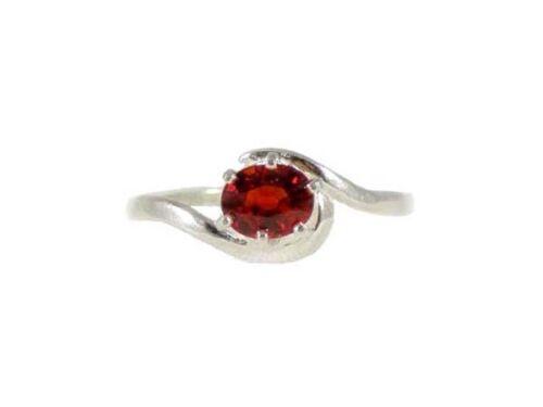 Red Sapphire Ring RARE Gem of Ancient Roman Saturn Abundance God Antique 19thC