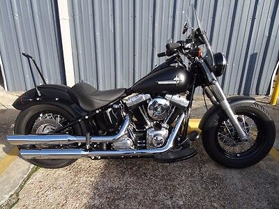 Harley Davidson  2011 13 Blackline     2012 17 Softail Slim Custom Sissy Bar