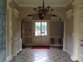 Rooms in a great value regency villa in Wisbech