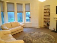 Double room in 3 bed flat overlooking Baxter Park £231pm + bills