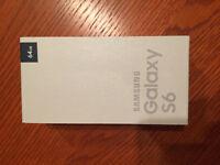 Selling Brand New Samsung S6 64 GB