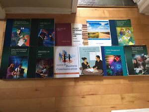 Paralegal text books