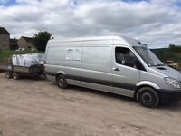Removals Skip runs clearances From £20p/hour. Single items store collections Man and Van