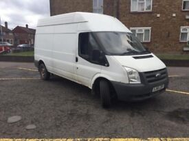Ford transit panel van lwb 2010, only 118k,2 keepers, new injectors, new timming chain, 05/2017