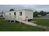 VERIFIED OWNER *SEPT £25 P/N* CLOSE TO FANTASY ISLAND 8 BERTH CARAVAN LET/RENT/HIRE in INGOLDMELLS