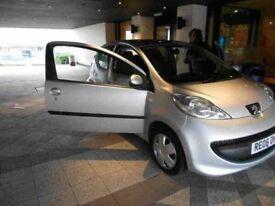Peugeot 107 (2006) 1L urban