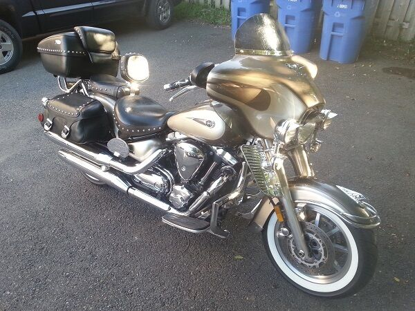 Used 2004 Yamaha Road Star