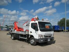 Cherry picker with Operator for Hire