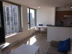 1BR - Beautiful FULLY FURNISHED 1 bedroom 1 bath at The Oscar
