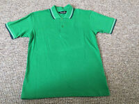 Polo T-SHIRT Men's New Packed Sizes Small Medium Large
