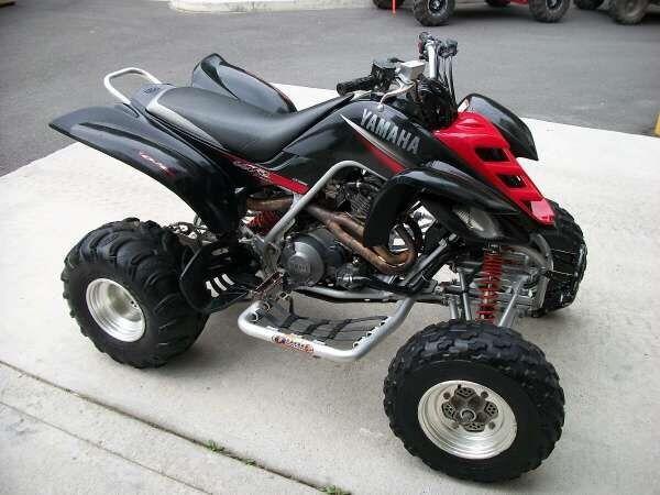 quad yamaha 660