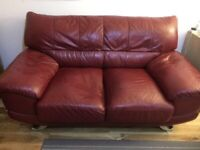 Leather sofa no wear and tear