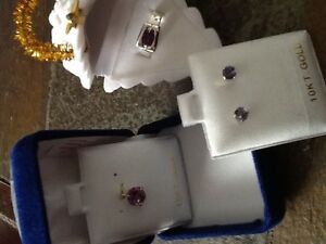 Ring, pendant and earrings SAVE 75% off retail