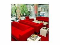Euston serviced offices offering prestigious business address - Prices from £400 per month