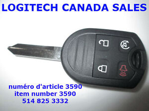 Ford Keyless Entry Remote Car Truck Key Fob
