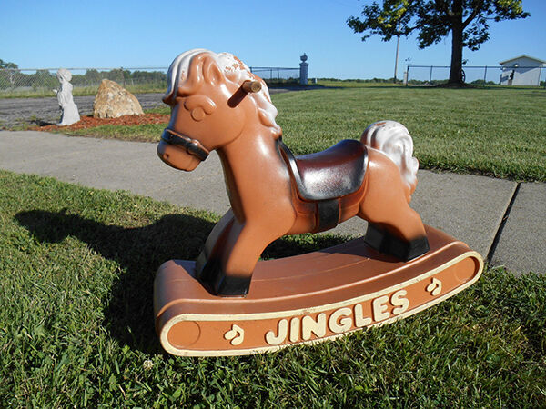 How to Choose a Rocking Horse for a Toddler