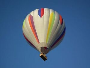 Hot Air Balloon Rides Grand Opening in Lethbridge!