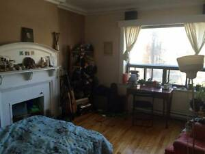 Dreamy apartment with large bedroom for June sublet in Mile End