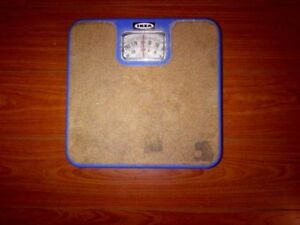 IKEA body weight scale