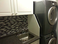 Beautiful 2 bedroom suite with laundry EVERYTHING INCLUDED!