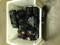 MAZDA RX7 FD/FD3S CENTER CONSOLE SWITCHES/SECURITY LIGHT
