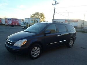 2007 Hyundai Entourage Minivan, Van.DVD, Group Electric...etc