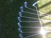 Women's RH golf set