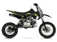 STOMP FXJ 110 2021 PIT BIKE BRAND NEW MOTOCROSS BIKE