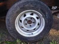 WANTED: STOCK CHEVY S10 RIMS AND TIRES