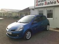 2007 RENAULT CLIO 1.5 DCI DYNAMIQUE S ONLY 42,545 MILES, FULL SERVICE HISTORY