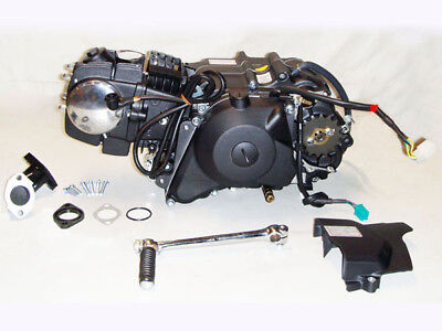 Hmparts Pit Bike Monkey Motor Set Lifan 125 Ccm 1P54FMI Starter Motor Upper