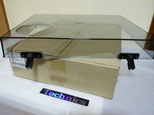 Technics Genuine Dust Cover w/Hinge for SL-1200MK Series DJ Turntable Parts NEW