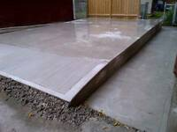 CONCRETE AND MASONRY: REPAIRS, REBUILDS, RESTORATION OR NEW WORK