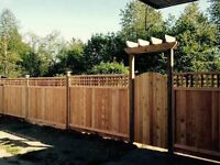 Good service fence installation !!!