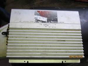 Kenwood 600 watt Mono block Amp