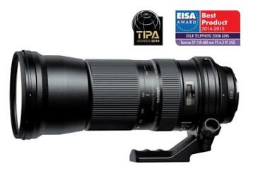 Tamron AF SP 150-600mm voor Canon Occasion