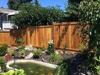 Fence service call today free estimate