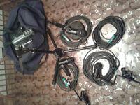 micros pour batterie idéal pour studio ou live