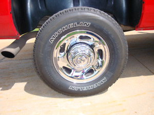 "Looking for 16"" dodge ram 2500 rims"