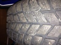 HANKOOK I-pike 195/65r/15 195 65 15 NEGOTIABLE