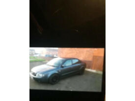 Audi A4 1.9 tdi for sale or would swap for van
