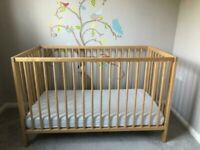 Baby Cot by IKEA