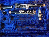Vintage Selmer 'A' clarinet